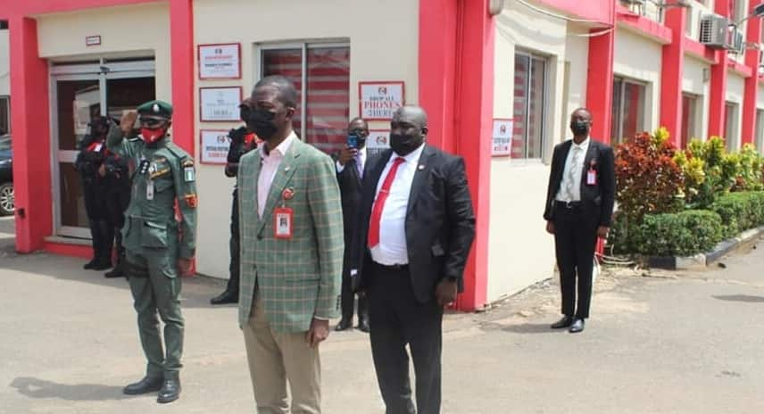 Alleged corruption: EFCC secures conviction of two ex-INEC officials