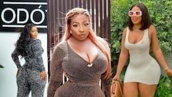 Nollywood actresses with unique physique: most beautiful Nigerian women