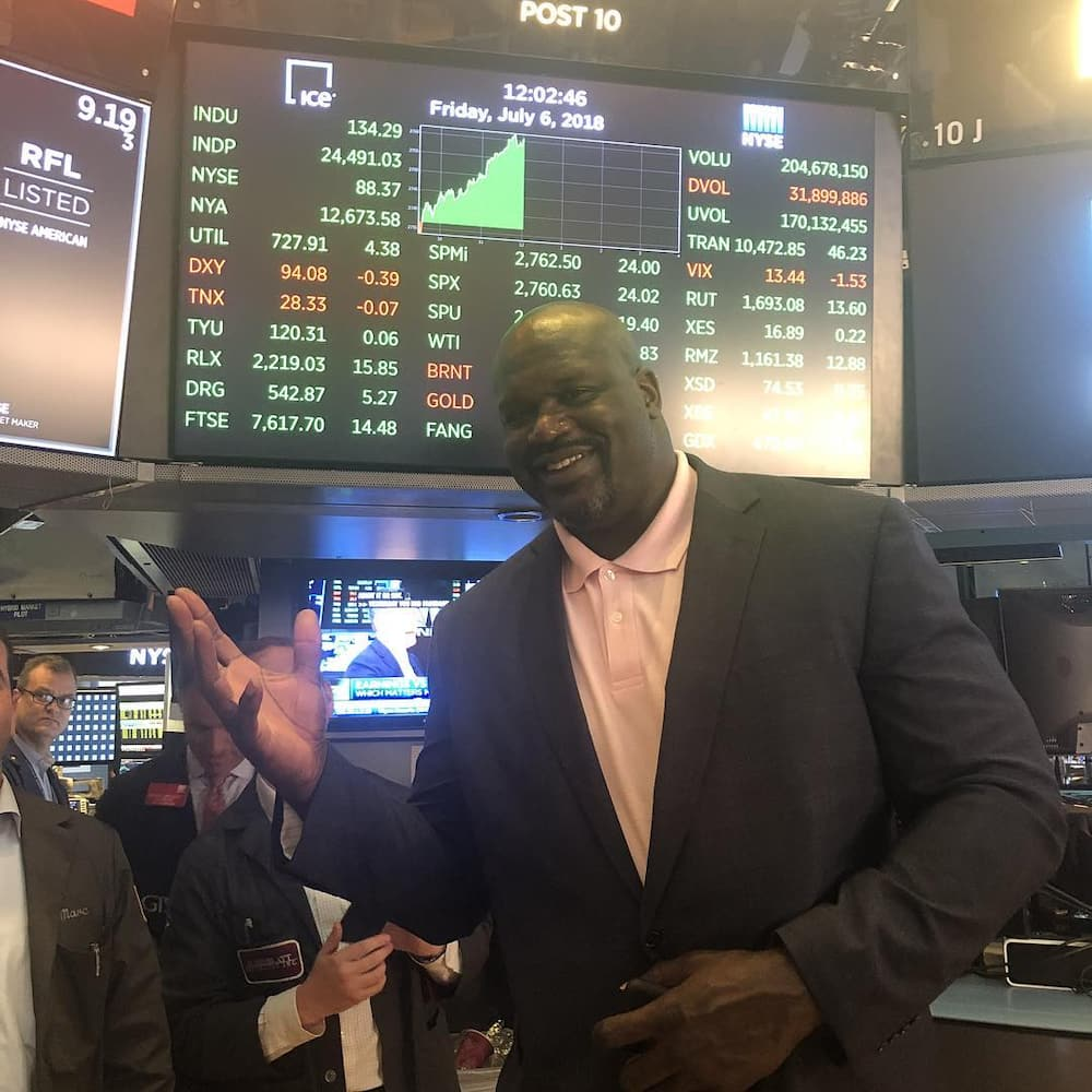 Shaquille O'Neal net worth