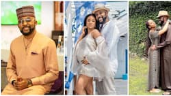 Banky W releases new song 'Final Say' in honour of first child with Adesua Etomi
