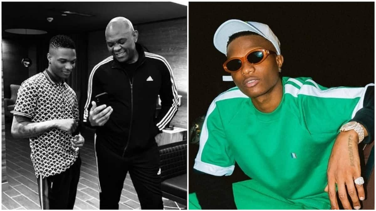 Wizkid opens up about his vision for Africa ▷ Nigeria news | Legit ng