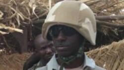 Bayan shekara 1, Rundunar soji ta ki mayar da Kanal din da ya halaka 'yan Boko Haram 377 bakin aikinsa