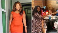 Actress Omotola Jalade-Ekeinde reveals how amazing her husband has been, calls him her ride or die