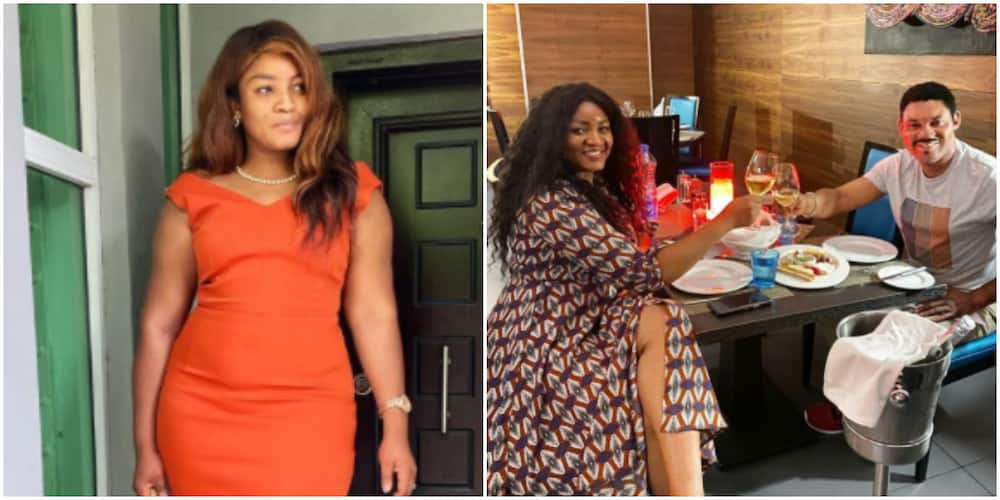 Actress Omotola Jalade Speaks Candidly About Her 25-Year Marriage, Says They Respect Each Other's Space
