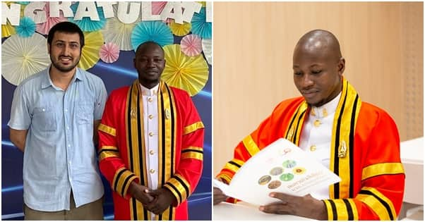How I Emerged Overall Best Student In Thailand – Auwal Abubakar