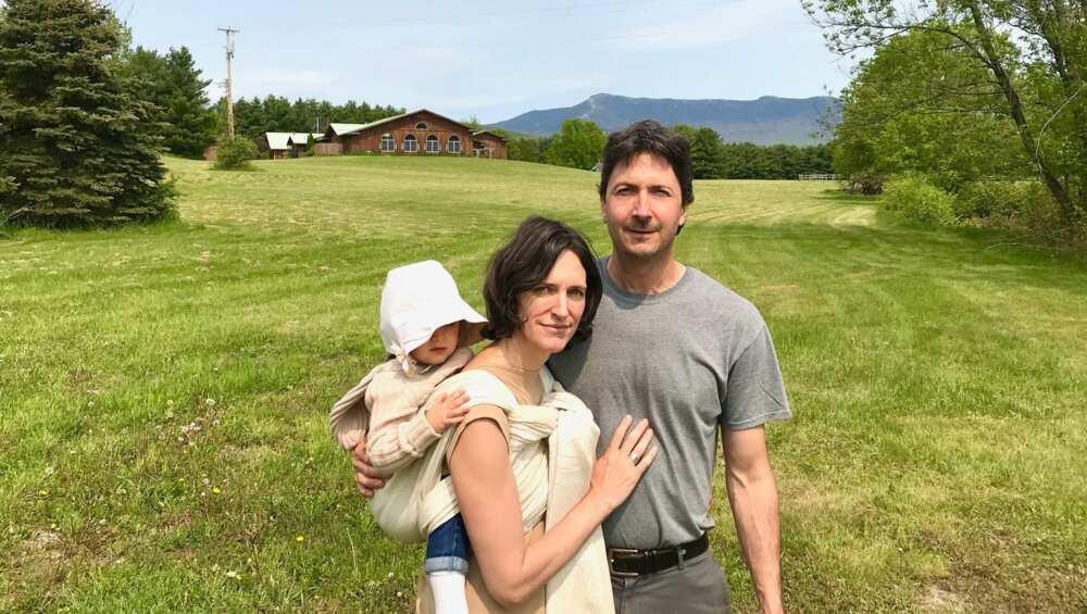 Glenn Villeneuve wife