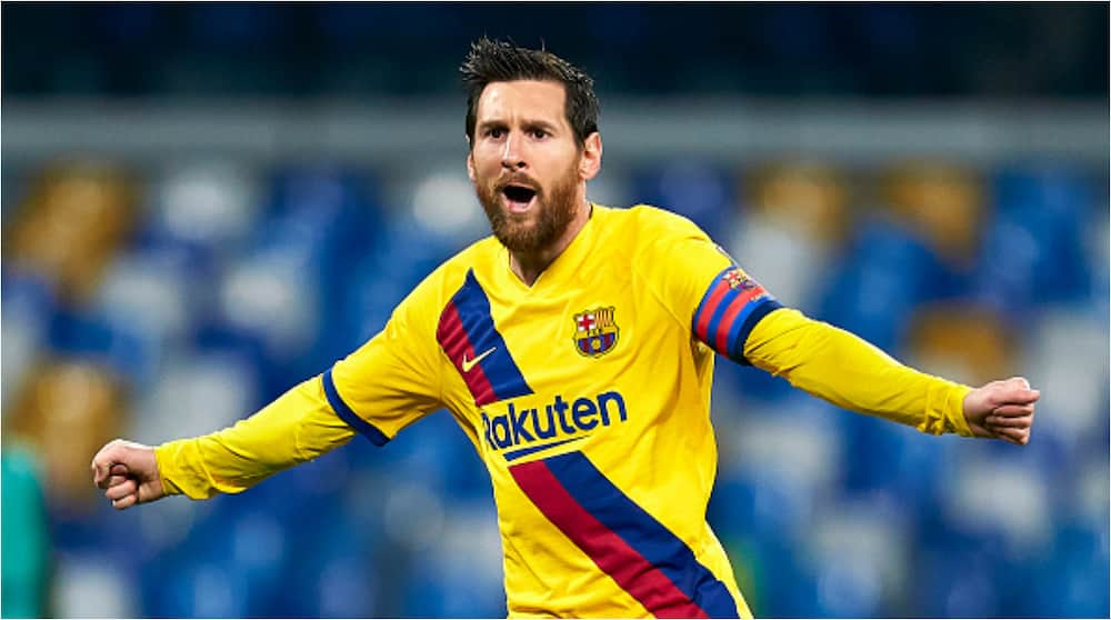 Lionel Messi: PSG, Man City begin move for Barcelona star