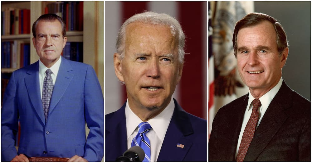 Full list: Joe Biden and 14 other US vice presidents that become presidents