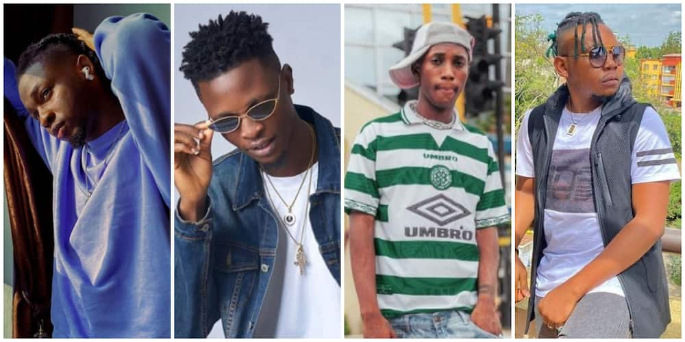 Internet users choose Omah Lay as their artist of the year