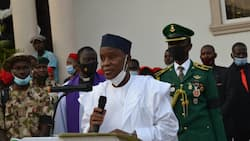 FG reveals why Buhari appointed Yahaya as Chief of Army Staff