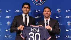 Leaked Lionel Messi's PSG deal reveals six-time Ballon d'Or winner will earn staggering N70b plus