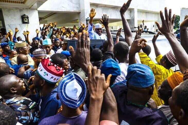 Atiku Abubakar ya ba hukumar INEC shawarar gyara kura-kuran 2015 da 2019