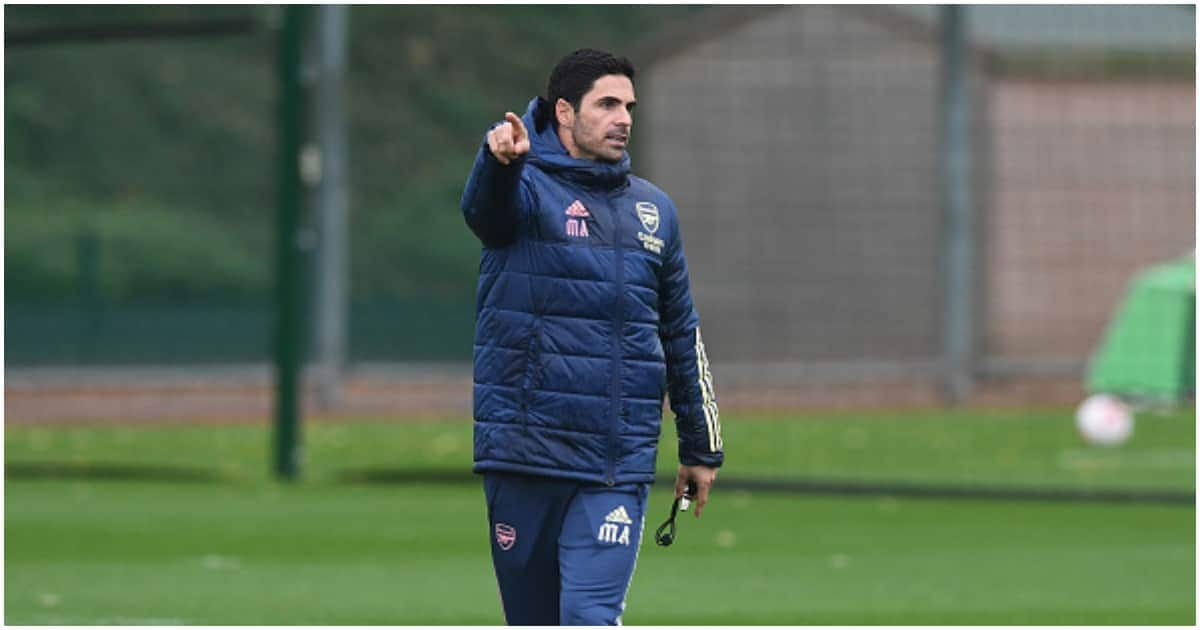 Mikel Arteta could lose his job if Arsenal lose to Chelsea and Brighton