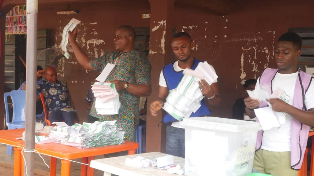 INEC did not conduct governorship polls in parts of Kaduna - witnesses