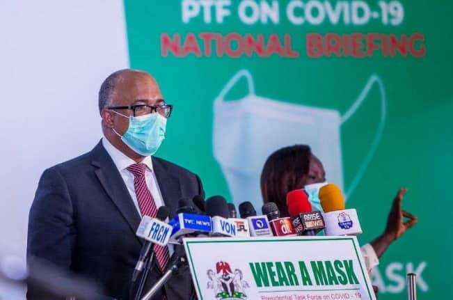 Coronavirus: Nigeria nears 18,000 as NCDC announces 587 new cases