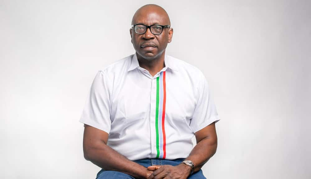 Edo election: Former APC chairman refuses to endorse Ize-Iyamu, asks Edo people to vote their conscience