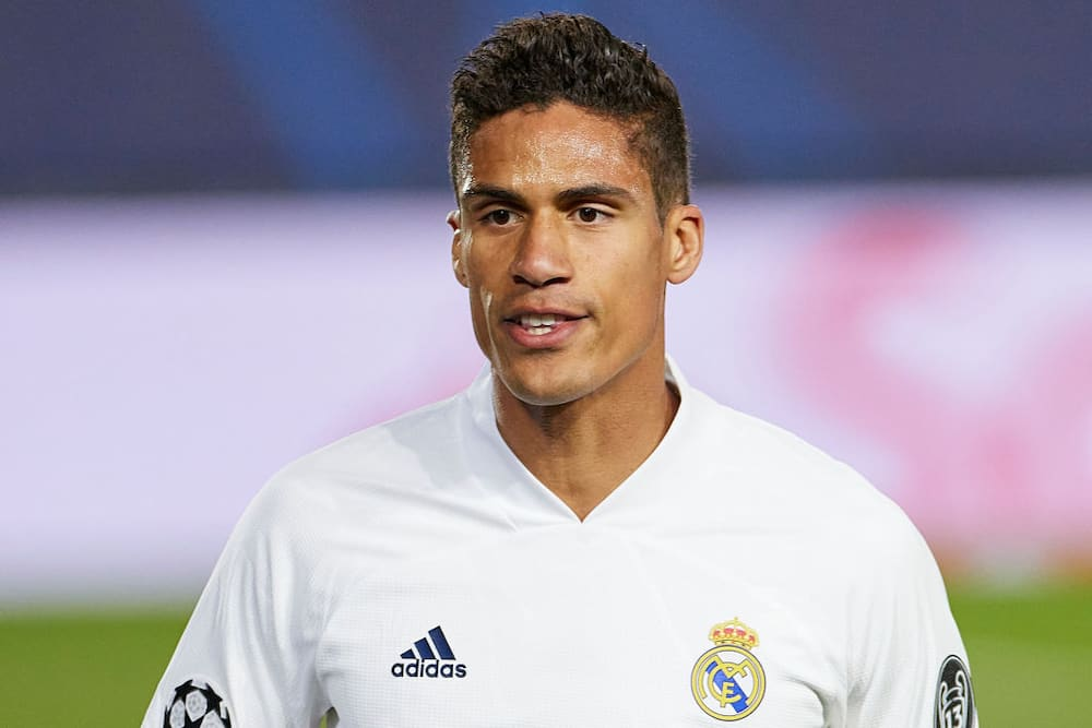 Raphael Varane while in action for Real Madrid. Photo: Getty Images.