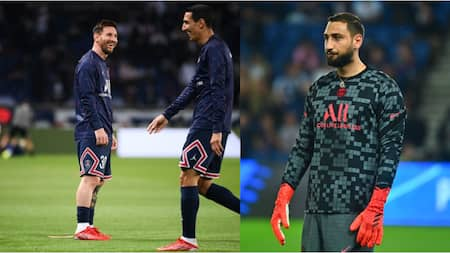 Messi along with South American teammates involved in not allowing PSG star in first-team, as player cries out