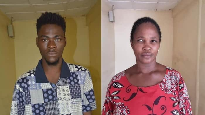 EFCC arrests son, mother, others for alleged internet fraud in Kaduna state