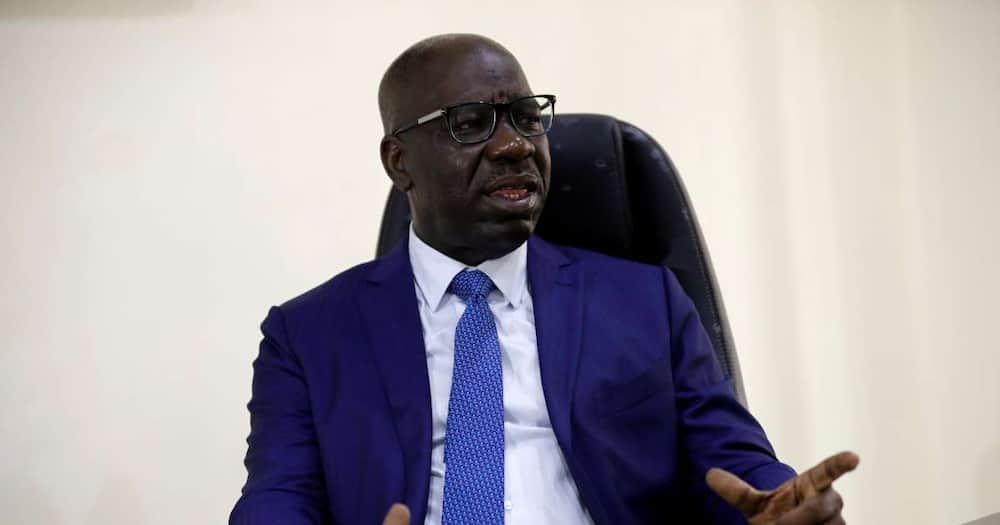We'll continue to serve, put smiles on faces of Edo people, says Gov Obaseki
