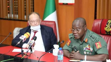 Bandits in trouble as Nigerian Army Partners Russia on anti-terrorism fight