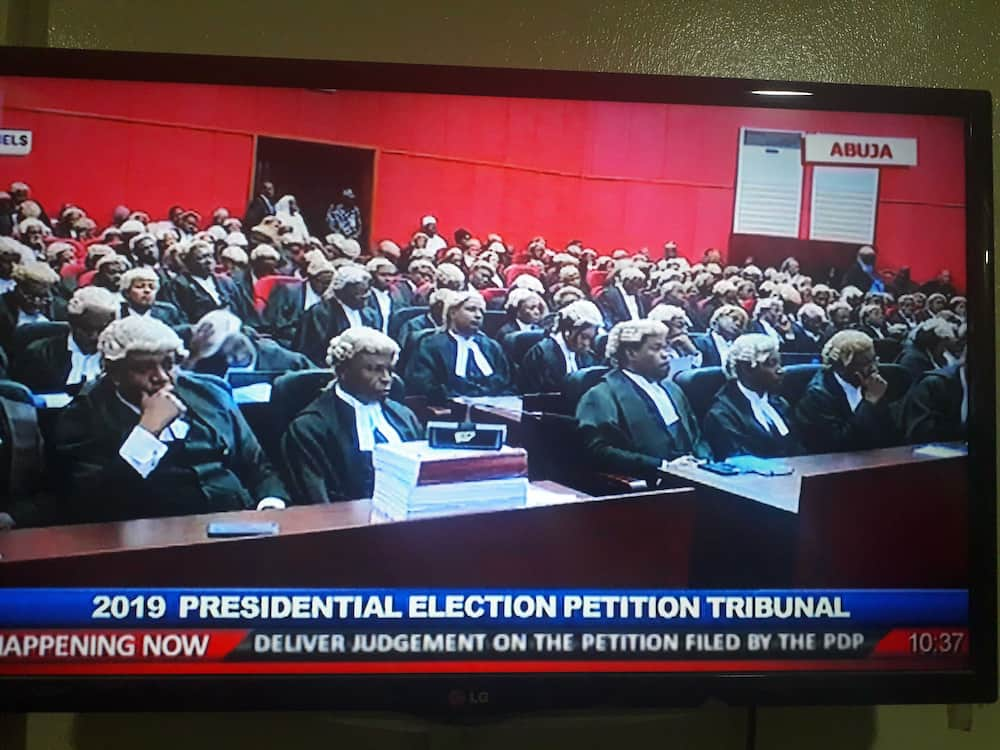 Presidential election tribunal: Judgement day as Buhari, Atiku know fate (Live Updates)