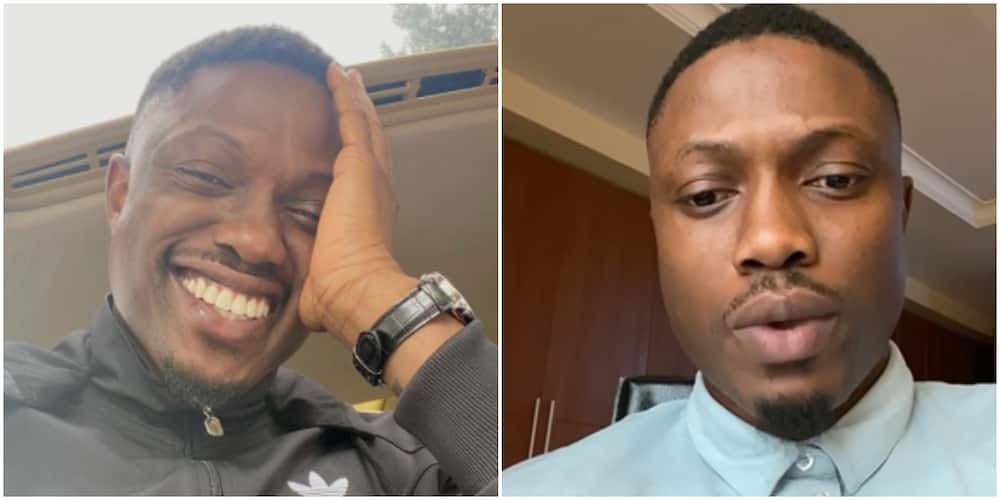 Rapper Vector cries out over how agents treat elderly models, reveals how they get underpaid