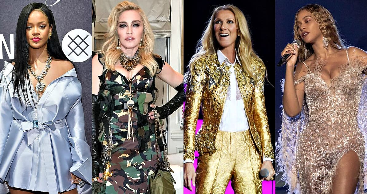 Richest female musicians in the world  Who are they? ▷ Legit ng