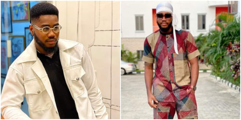 BBNaija: Praise says he has missed partying and dancing in the house