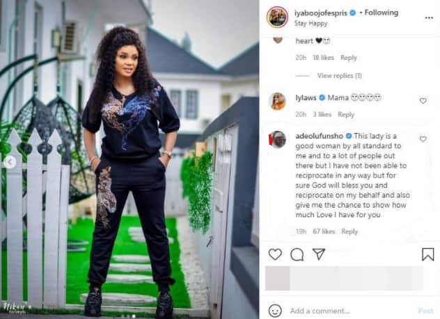 Just do you - Nollywood actress Iyabo Ojo says as she shares new photo