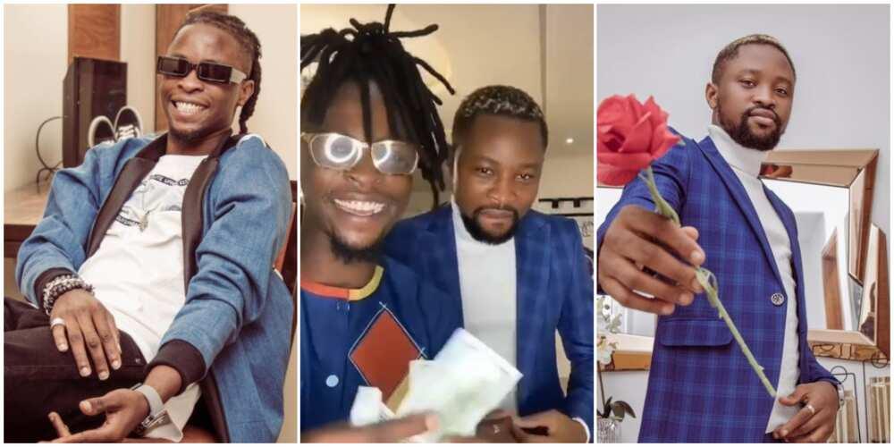 BBNaija Winner Laycon Celebrates Brother on His Birthday with Sweet Words