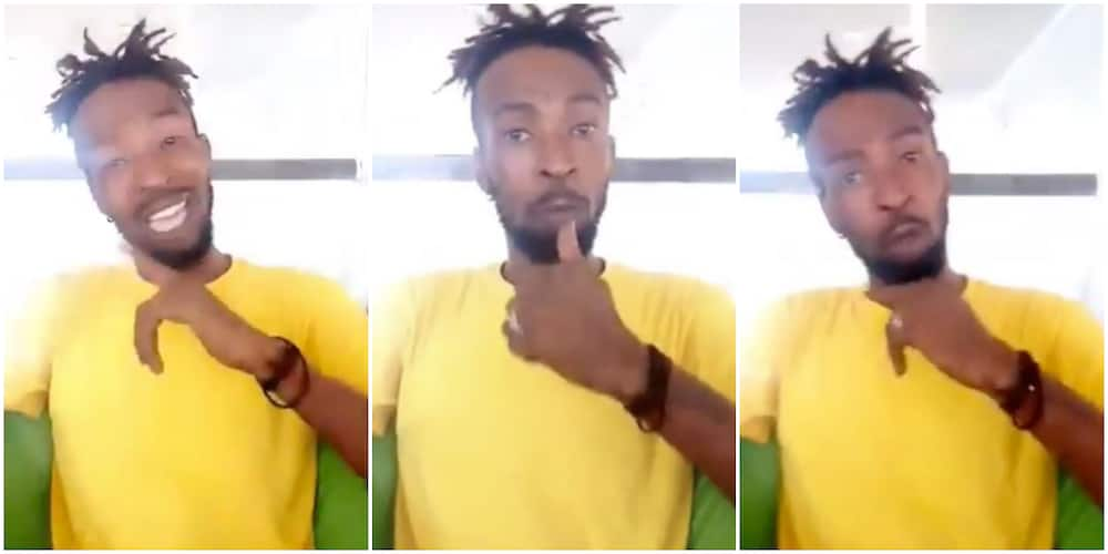 End SARS: Port Harcourt man shares his nasty experience with SARS, recounts how they killed his twin brother (video)