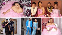 Nigerian musician Kcee shares beautiful family photos to mark wife's birthday, stirs reactions