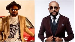 Top music producer Cobhams Asuquo endorses Banky W's political ambition