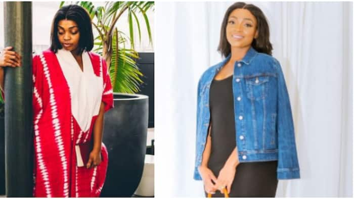 I love God and have a banging body: Davido's sister replies lady who complained about her beach outfit