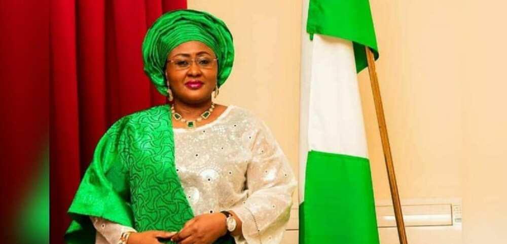 A'isha Buhari: Dalilin da ya sa na wallafa bidiyon Pantami yana rusa kuka yayin wa'azi