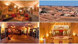 Coober Pedy: The incredible city built underground because the sun on the surface is super hot