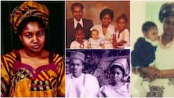 Throwback: Photos of Buhari's late wife emerge, why he divorced ex-first lady and 5 other facts