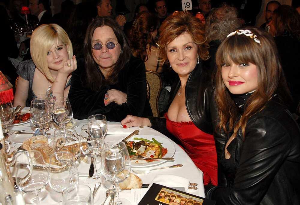 Ozzy Osbourne kids