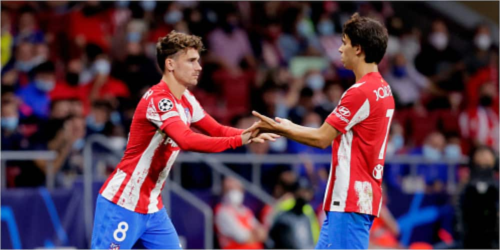 Atletico Madrid star 'attacks' fan who told him to injure Griezmann in training to retain his 1st team shirt