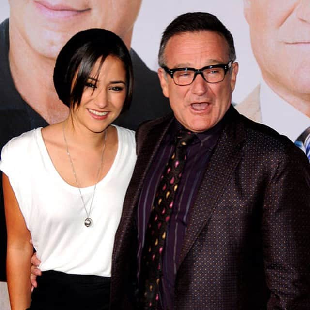 Robin Williams daughter