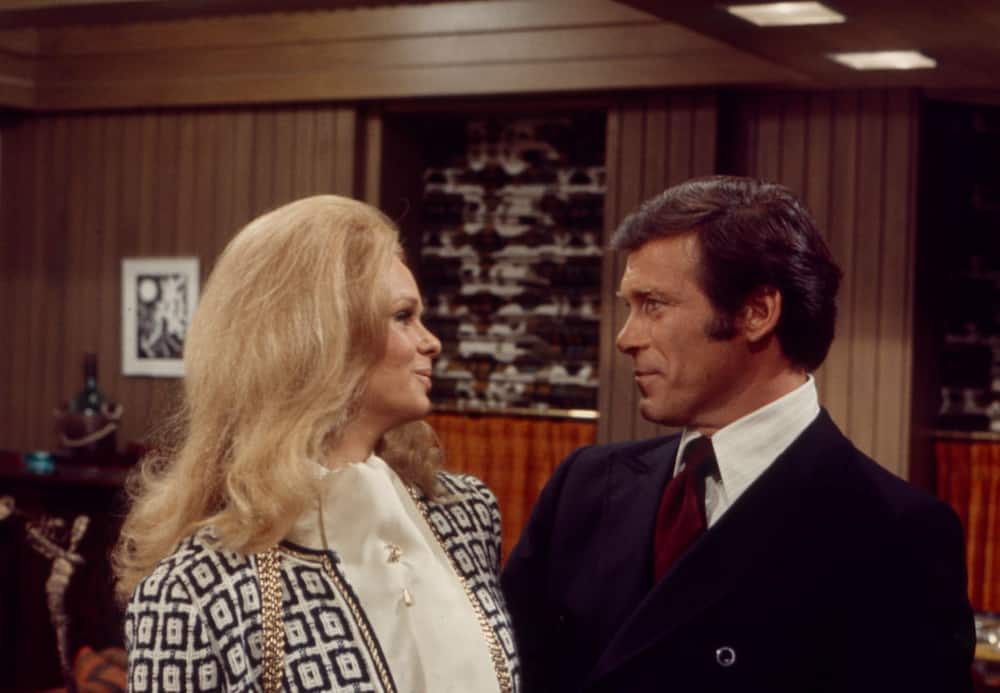 Lynda Day George spouse