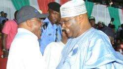 PDP chairmanship race: Atiku meets Mark ahead of national convention