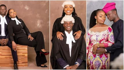 When two lawyers are in love: Check out pre-wedding photos of cute couple