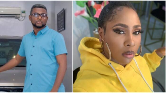 Producer Sam Olatunji slams Charity Nnaji for degrading female celebs, drops list of actresses making millions