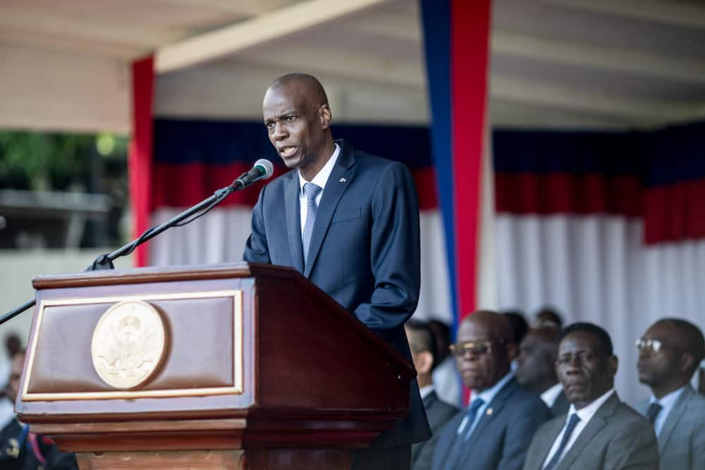 List of presidents of Haiti that have been assassinated