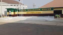 Just In: Nigeria Immigration Service gets new head as CG Babandede bows out after 5 years in office