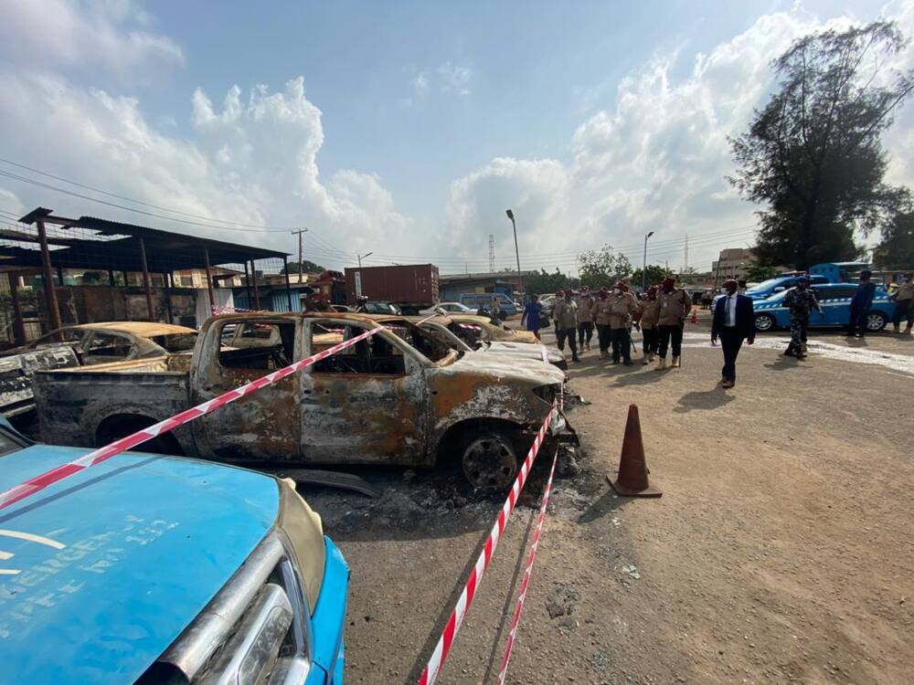 Tears as 9 Wedding Guests reportedly Die in Edo Road Accident