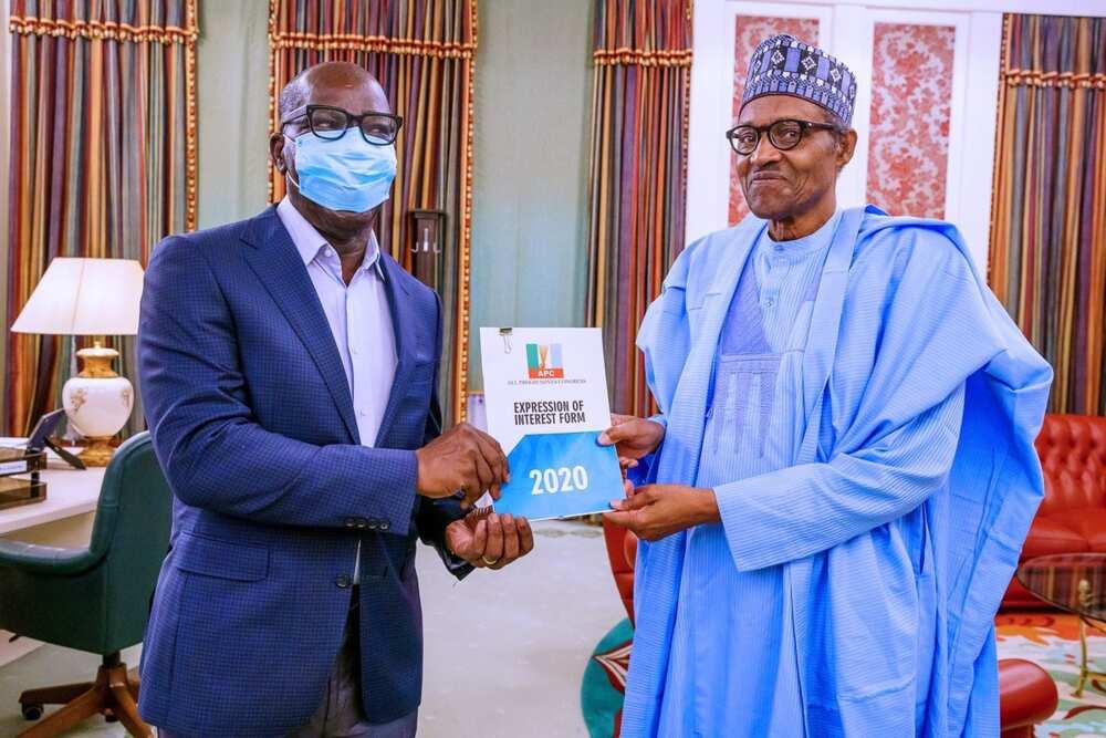 Edo governorship: How Buhari assured me of his support - Obaseki