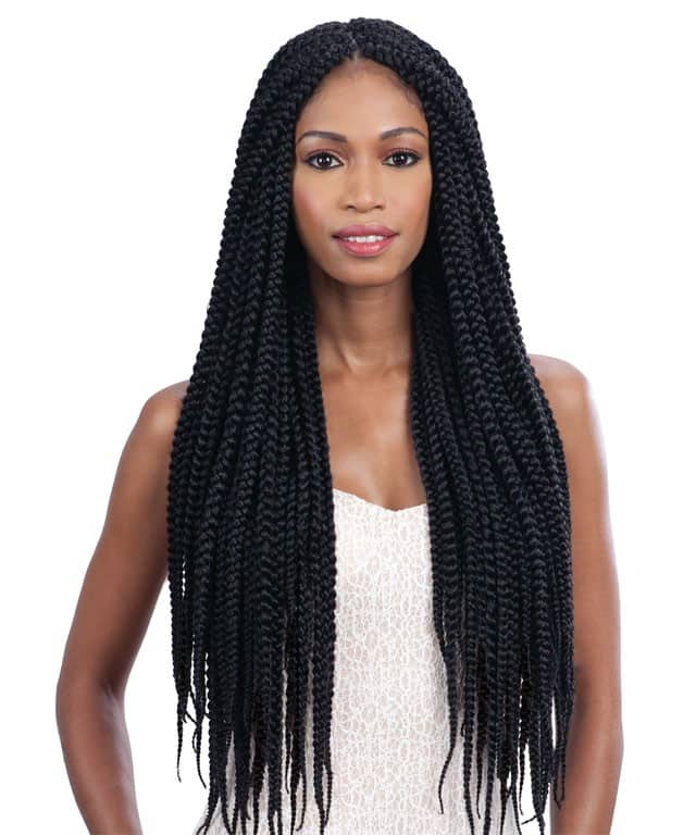 All Back Braids With Natural Hair In Nigeria Legit